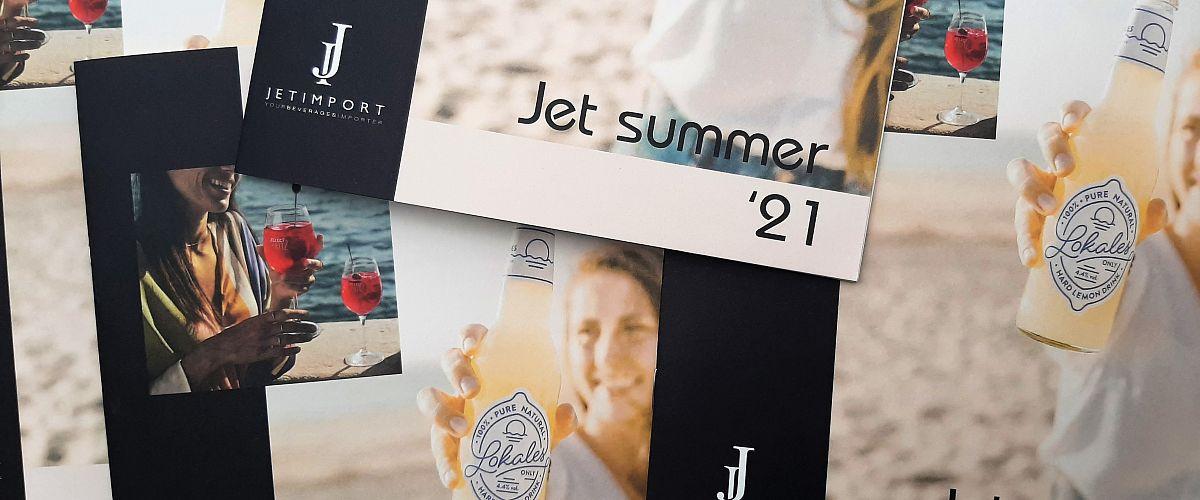 Onze nieuwe zomerbrochure is er